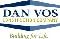 Dan Vos Construction Company Logo
