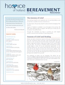 Bereavement Newsletter