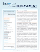 bereavement spring 2020